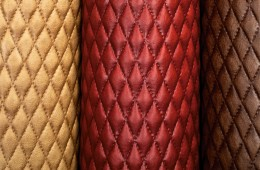 Pista Diamond Cream, Maroon & Brown – (Similar to Chanel Bag Pattern)