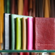 Please visit our instagram @dhenigleather to view more detailed pictures of our Past Passport Holder Projects