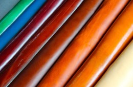 Italian Vegetable Tanned Leather